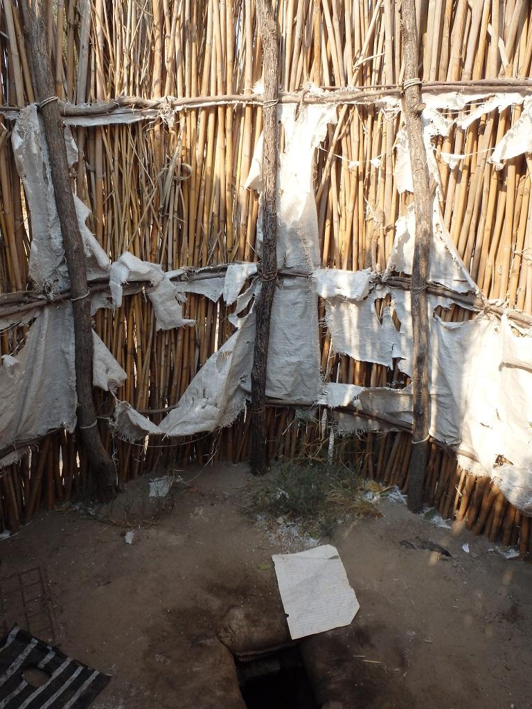 Mwandi leraren woning