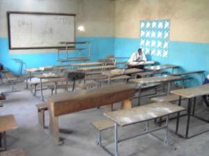 mwandi ucz basic school binnenkant